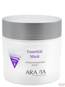 Маска Aravia себорег. Essential Mask 300мл.