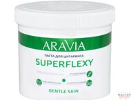 Сахар. паста Aravia д/шугаринга Superflexy Gentle Skin 750гр.